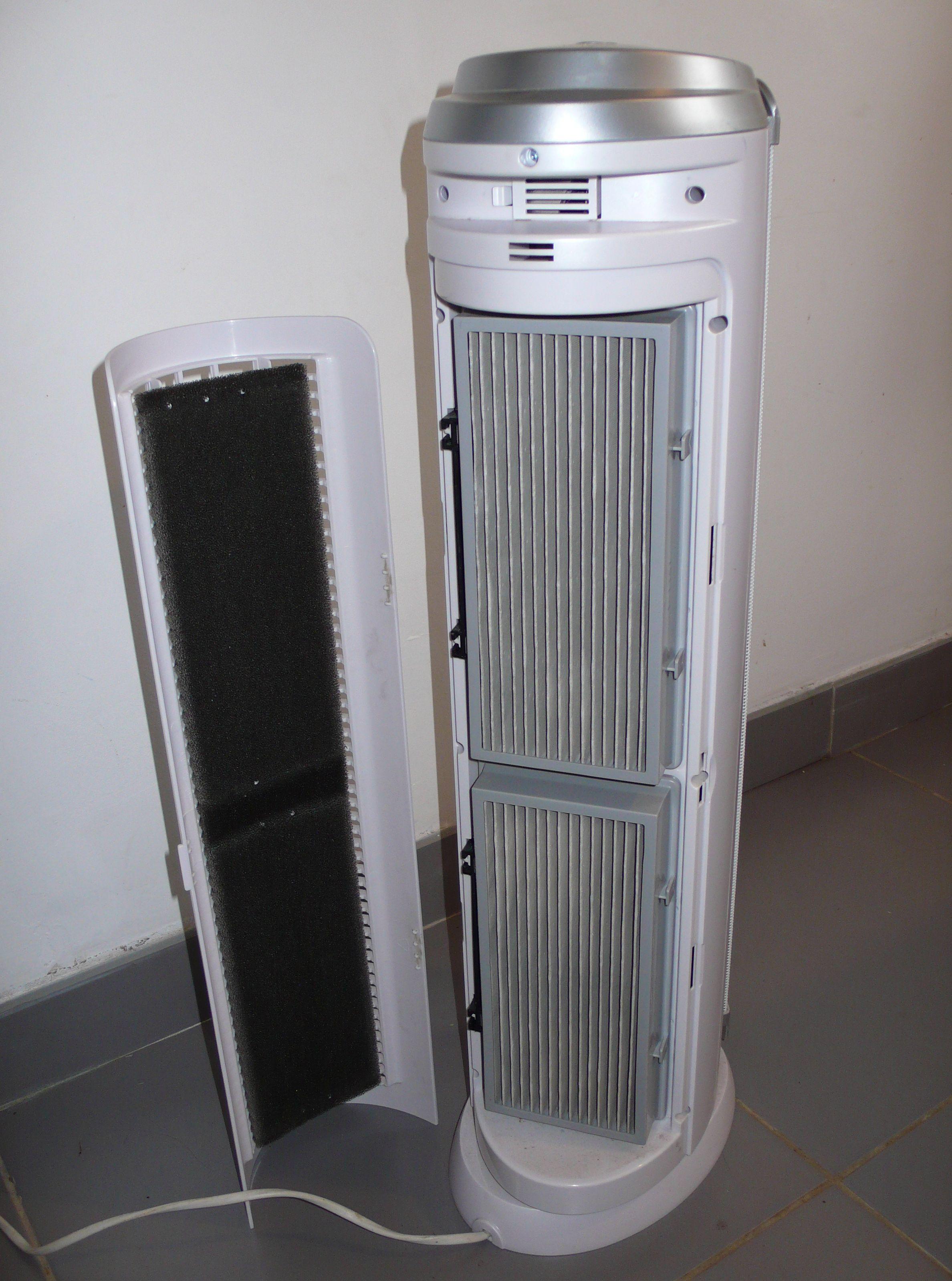 filtre air maison