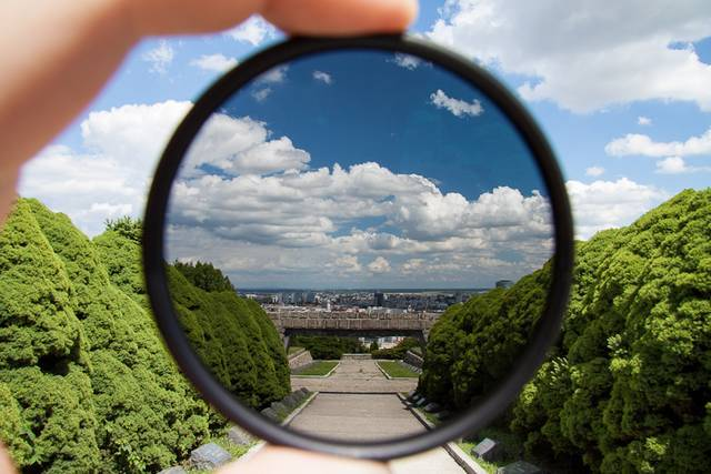 filtre cpl photo