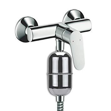 filtre douche anti calcaire