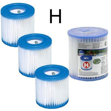 filtre intex h