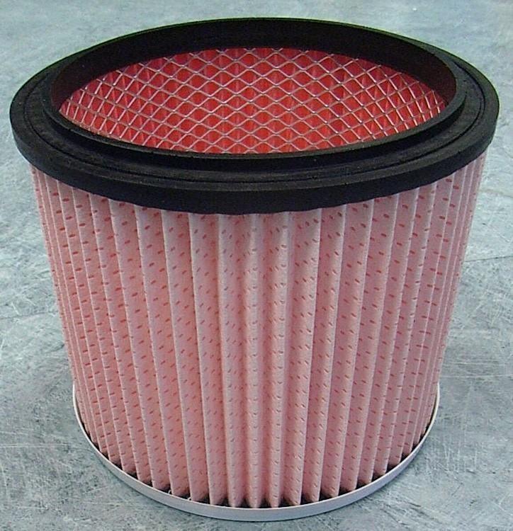 filtre pour aspirateur industriel
