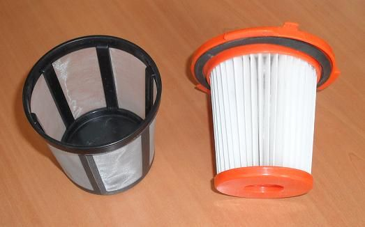 filtre pour aspirateur tornado sans sac