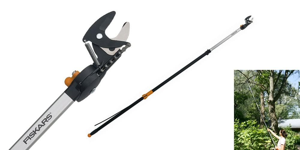 fiskars coupe branche telescopique