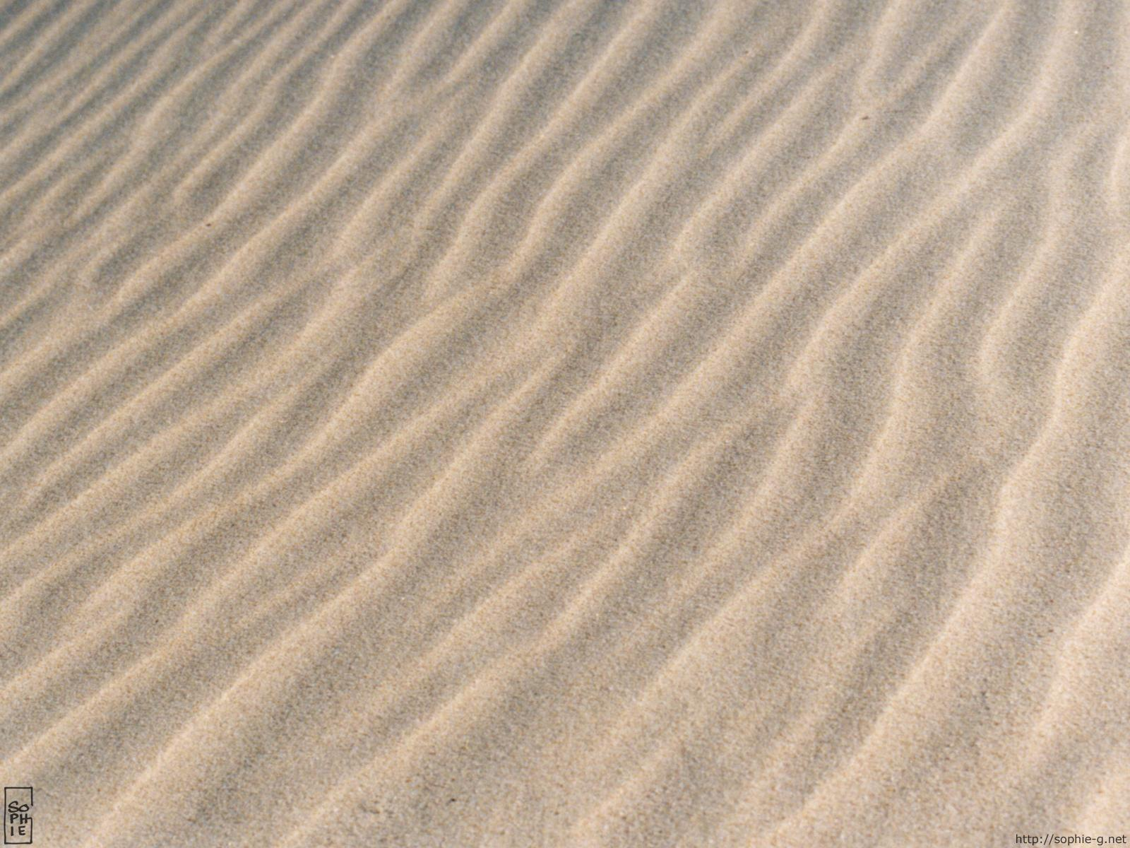 fond d écran sable