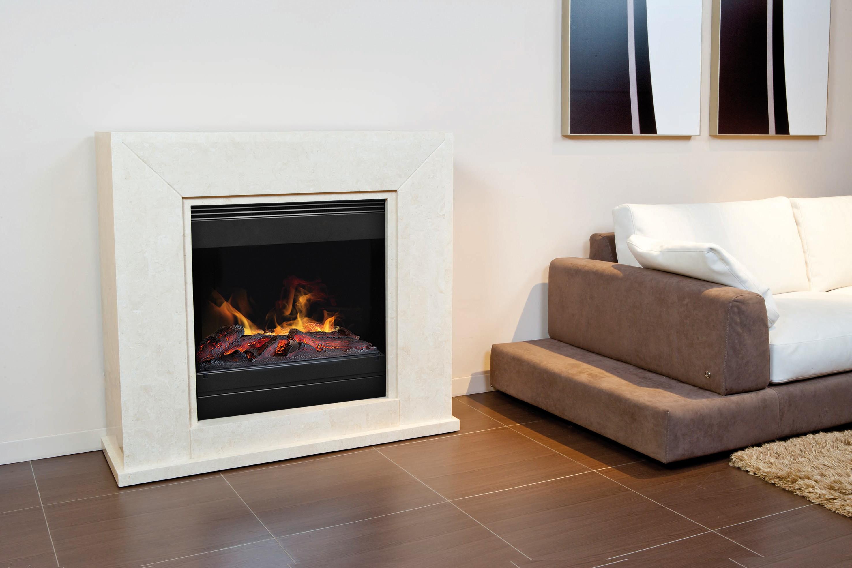 foyer cheminee electrique
