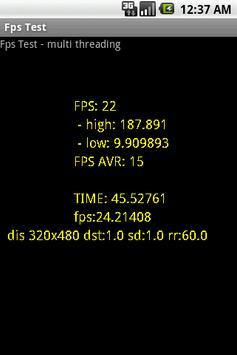 fps test