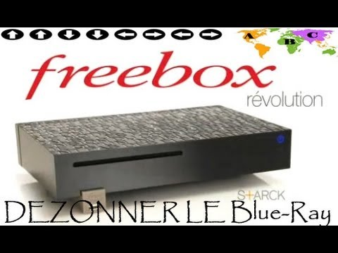 freebox blue ray