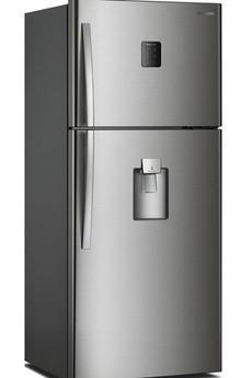 frigo gris