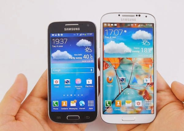 galaxy s4 mini avis