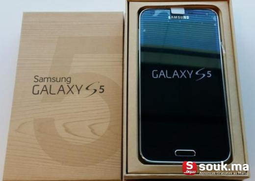 galaxy s5 neuf prix