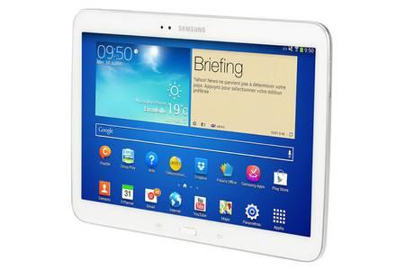 galaxy tablette 3