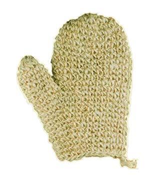 gant de crin