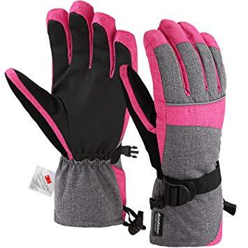 gants ski femme