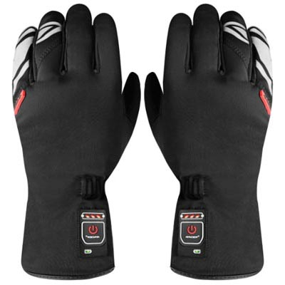 gants velo chauffants