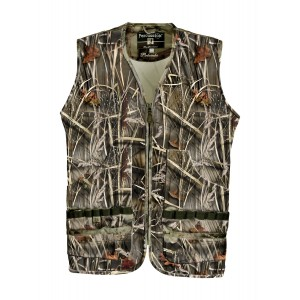 gilet de chasse camouflage