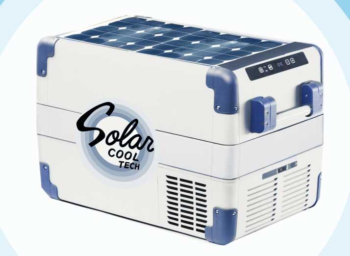 glaciere solaire portable