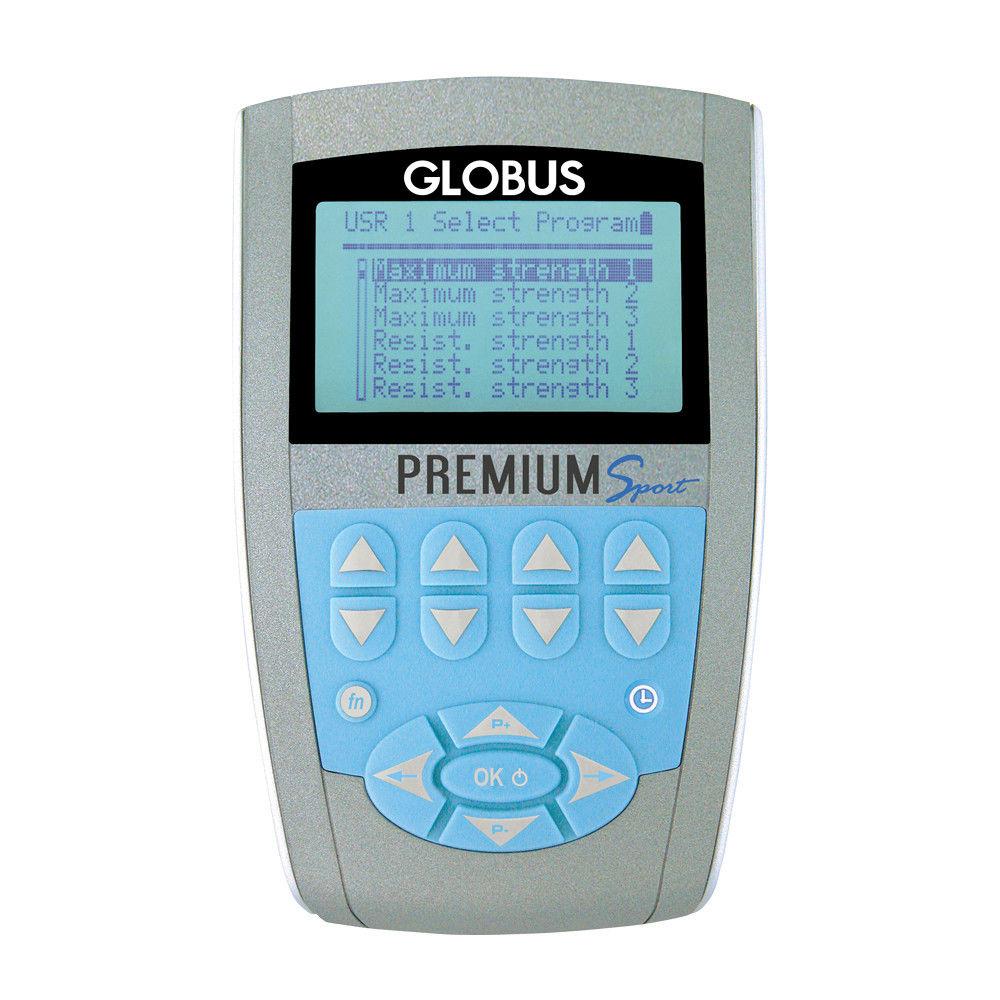 globus electrostimulation