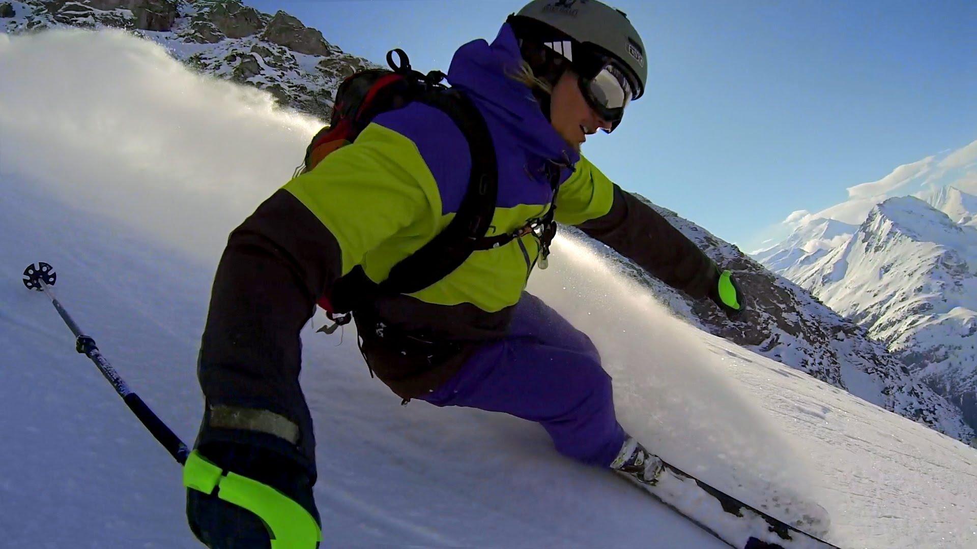 gopro ski