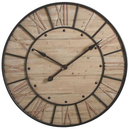 grande horloge murale pas cher