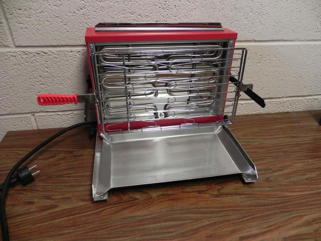 grill electrique vertical