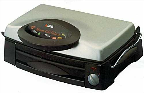 grill minute seb