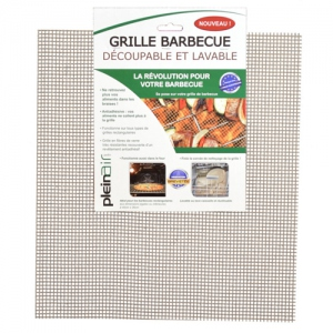 grille barbecue antiadhésive
