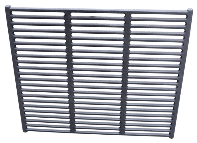 grille fonte emaillee pour barbecue