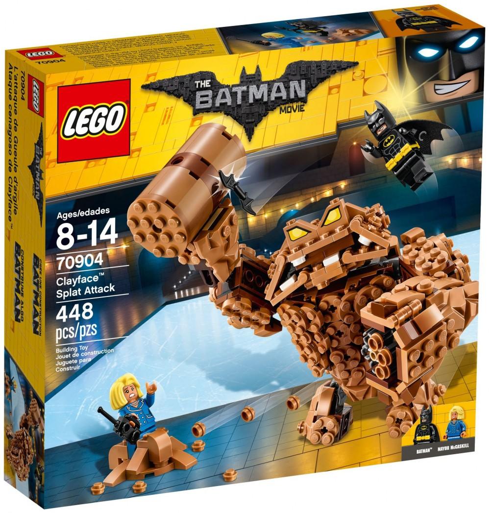 gueule d argile lego