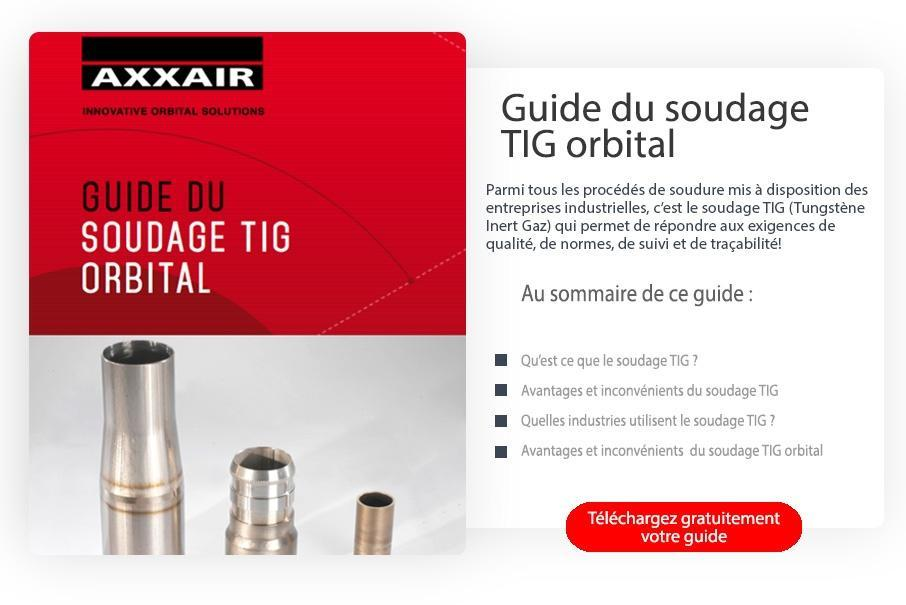 guide soudage tig