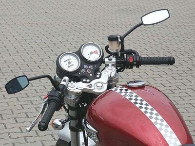 guidon bracelet moto