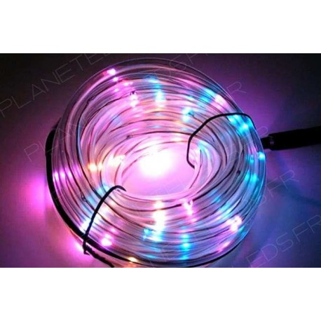 guirlande tube led