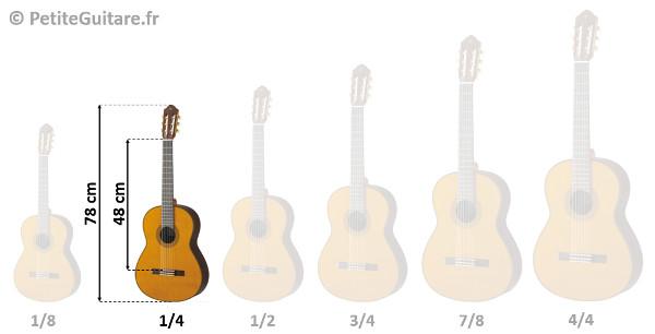 guitare classique 1 4