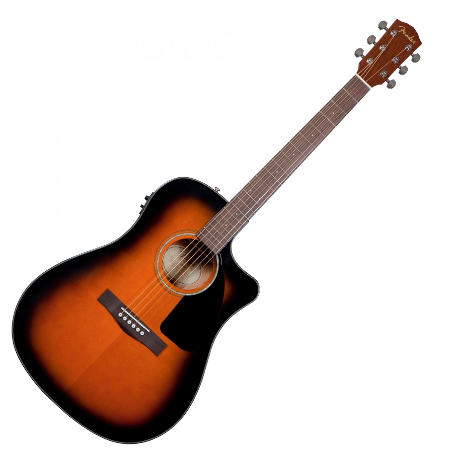 guitare electro acoustique folk