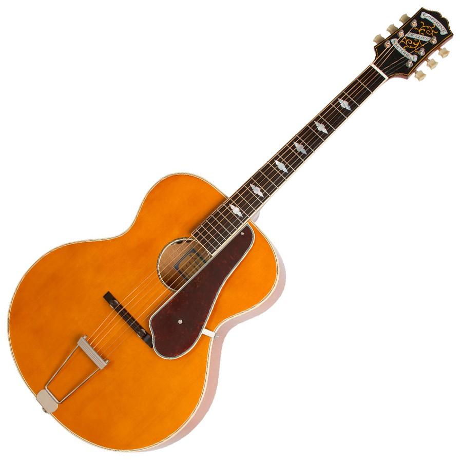 guitare electro acoustique vintage