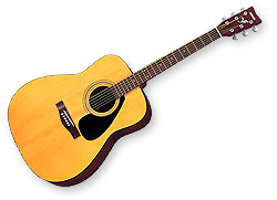 guitare folk pas cher