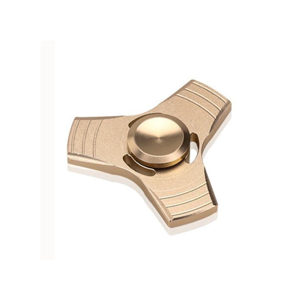 hand spinner en or