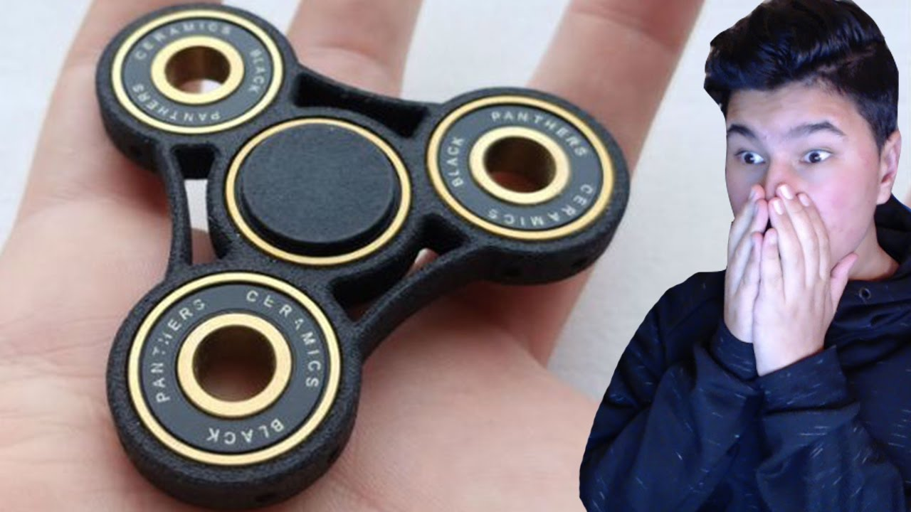 hand spinner les plus rapide