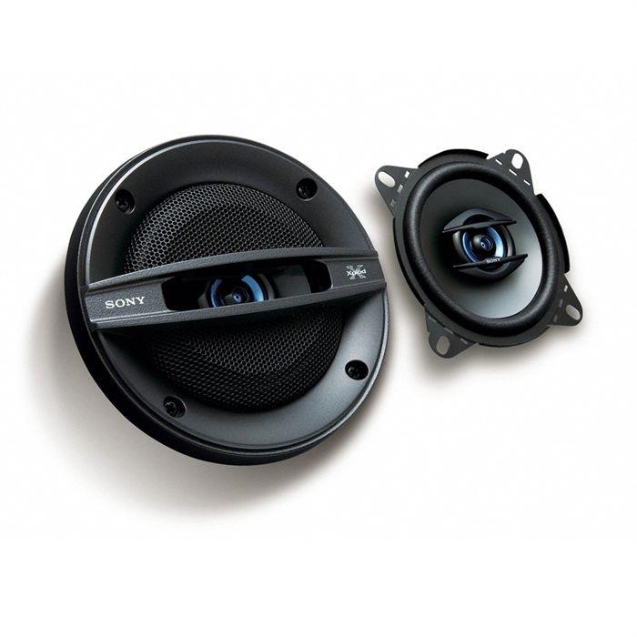 haut parleur voiture sony