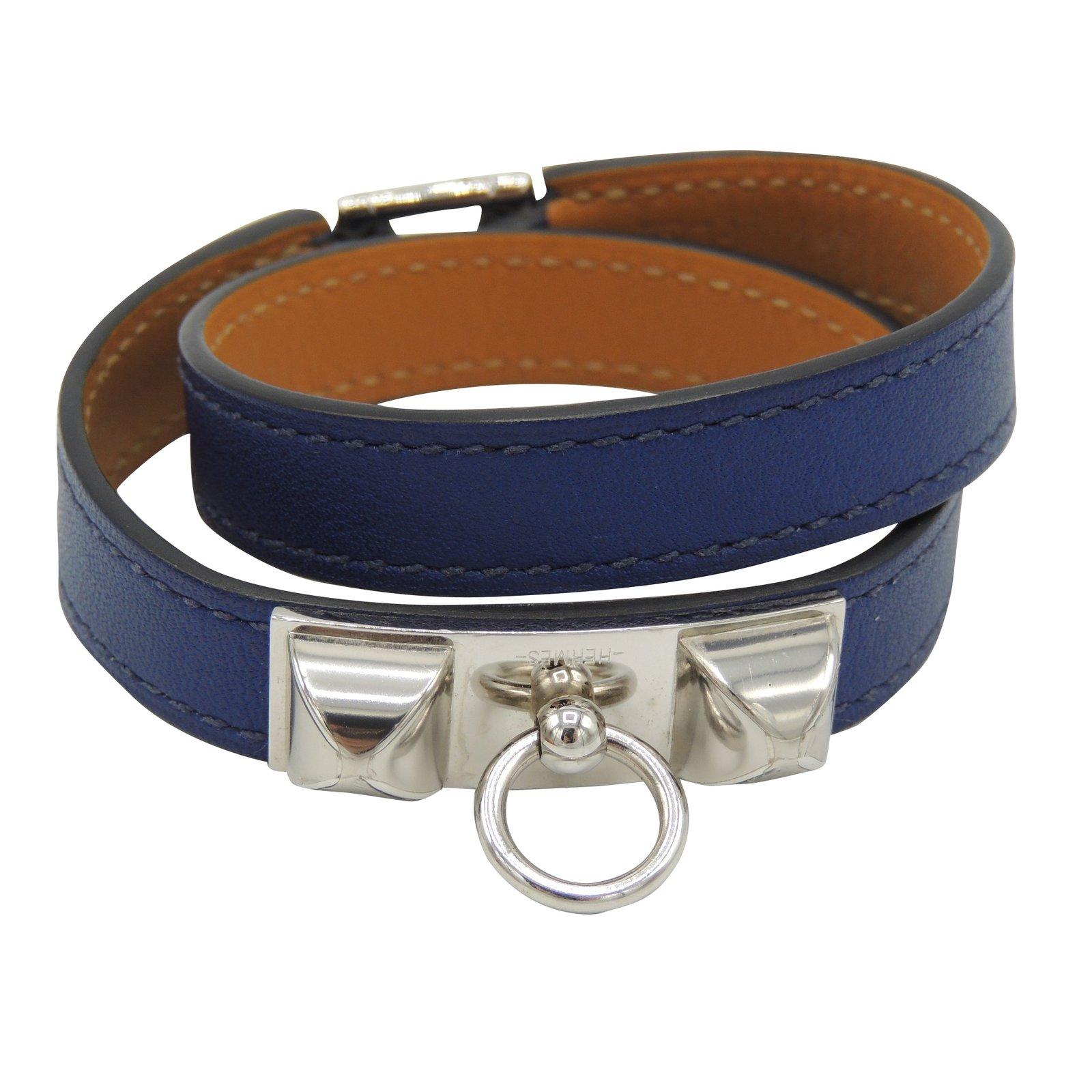 hermes bracelet cuir femme
