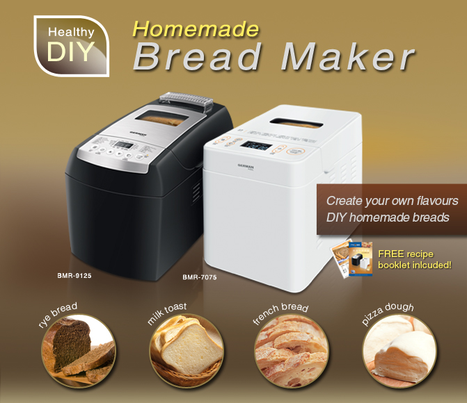 home bread machine