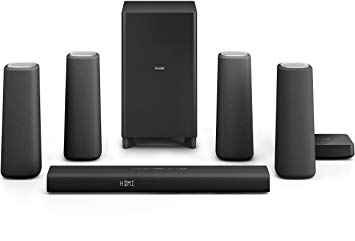 home cinema philips 5.1 sans fil