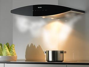 hotte cuisine design pas cher