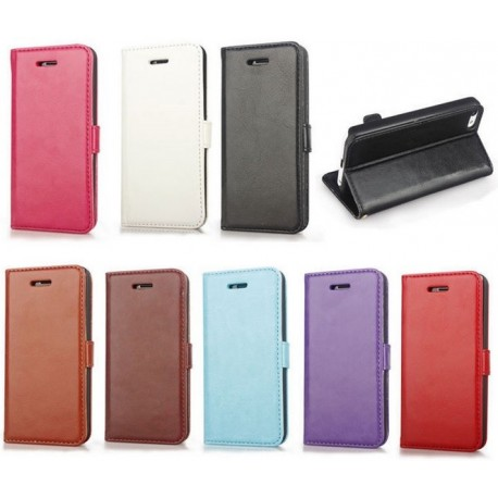 housse portefeuille iphone 5c