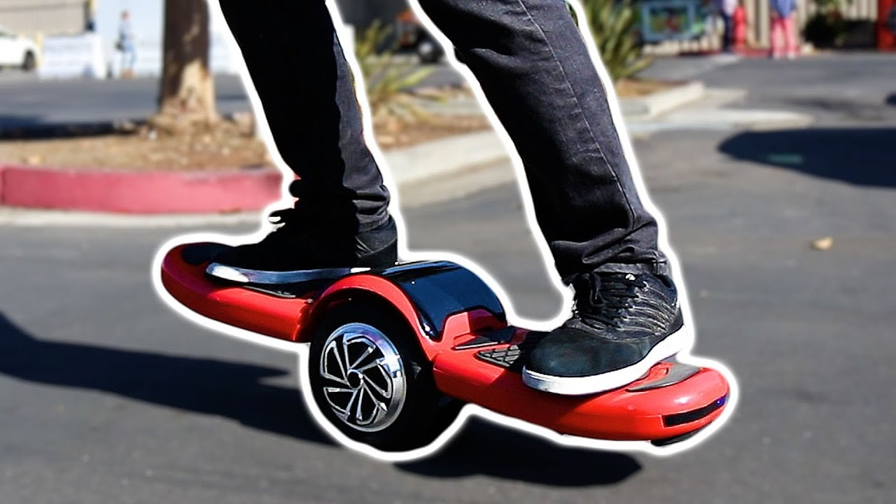 hoverboard freestyle