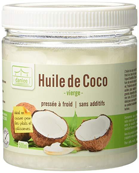 huile de coco vierge bio amazon