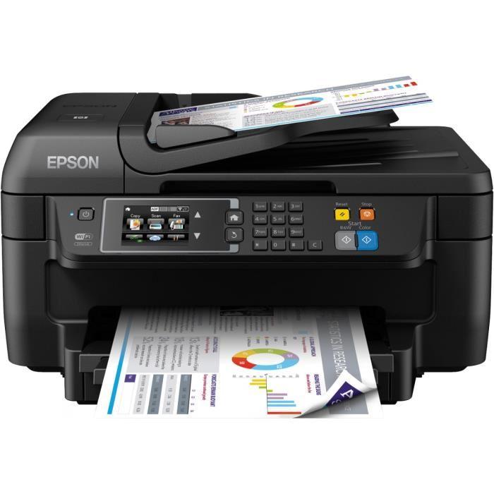imprimante multifonction pas cher