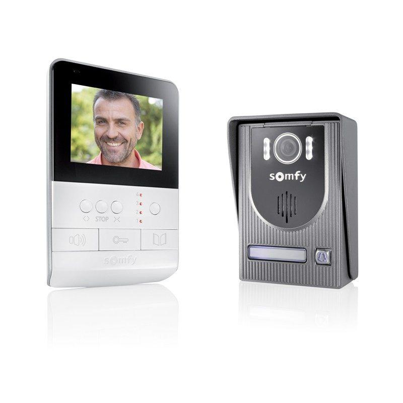 interphone video somfy