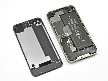 iphone 4s ouvert