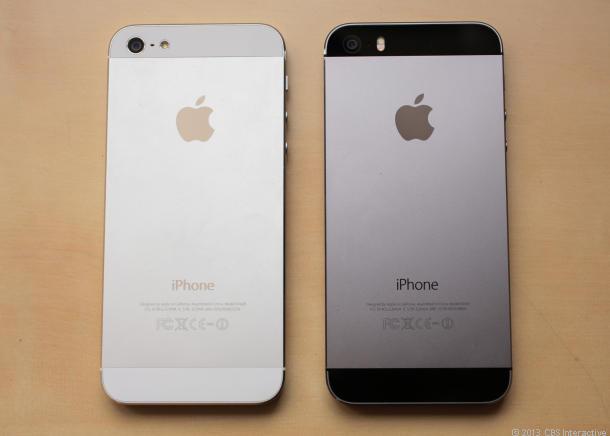 iphone 5 et 5s