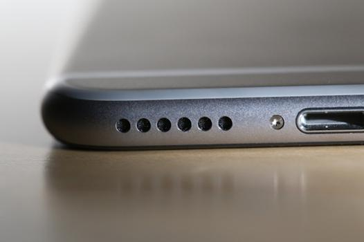 iphone 6 haut parleur faible
